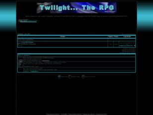 The Twilight RPG