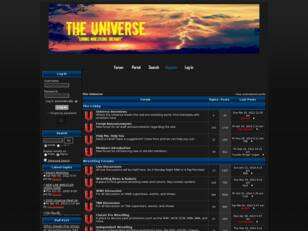 Free forum : The Universe