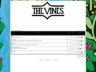 The Vines Forum