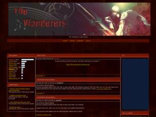 The Wanderers Clan Forum