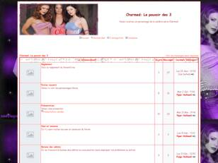 Forum gratuit : creer un forum : Charmed: Le pouvo