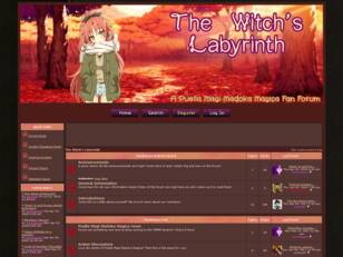 The Witch's Labyrinth