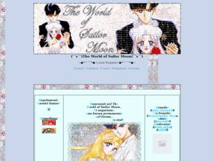 (¯`v´¯)The World of Sailor Moon(¯`v