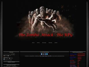 The Zombie Attack-The RPG