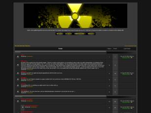 Free forum : The Infection Has Started...