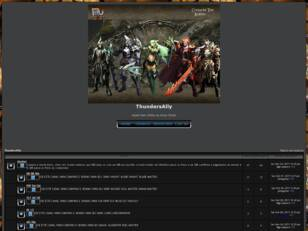 Forum gratis : ThundersAlly