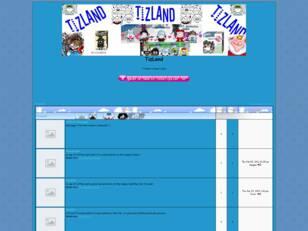 http://tizland.forumotion.net/