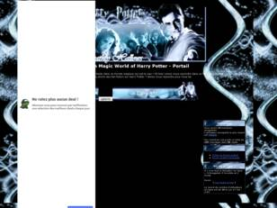 creer un forum : The Magic World of Harry Potter