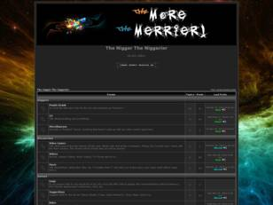 Free forum : The More The Merrier