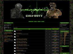 Foro gratis : Call of Duty