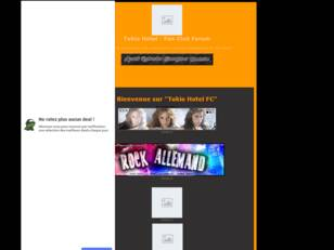 Tokio Hotel- Fan Club Forum