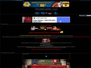 top casino coupon