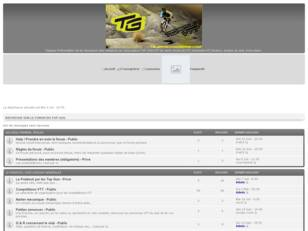 TOP GUN VTT : Forum