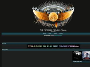 the top music forum