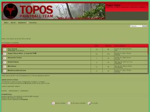 Foro gratis : Topos Paintball Team