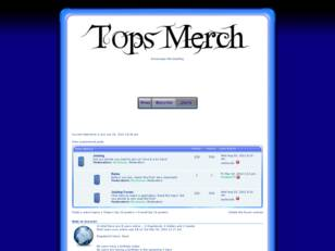 Tops Merch