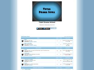 Free forum : Total Drama School