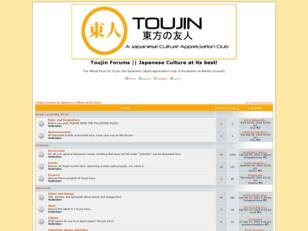 Toujin Forums || Experience Japanese Culture!