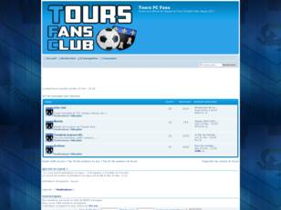Forum des supporters du Tours FC