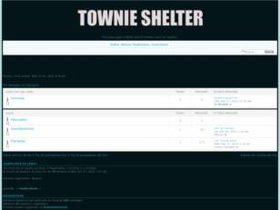 Townie Shelter