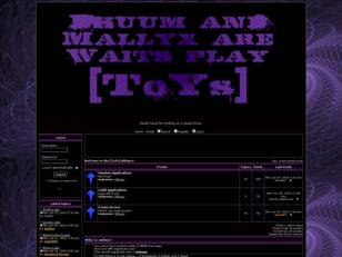 Dhuum and Mallyx are Waits play [ToYs]