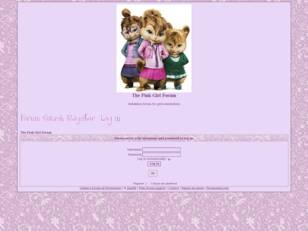 The Pink Girl Forum