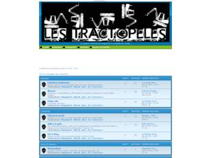 Les tractopeles