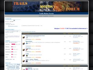 Trails Motos Forum