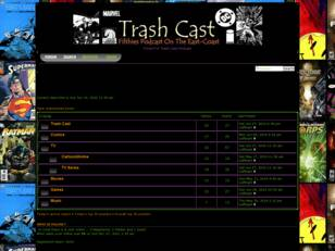Trash Cast Podcast