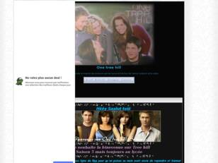 creer un forum : One tree hill