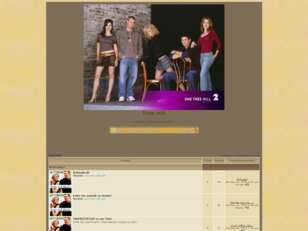 Forum gratis : Tree Hill