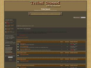 Tribal Speed