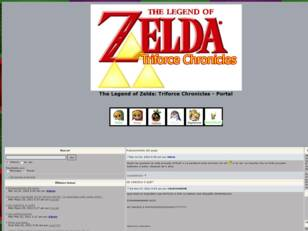 The Legend of Zelda Triforce Chronicles