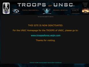 Free forum : The TROOPS of UNSC© Reborn
