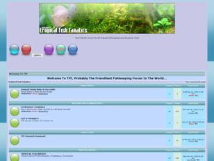 Tropical Fish Fanatics - The Friendly Forum