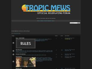 Tropic Mews Roleplay