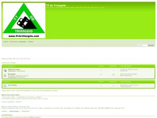 Forum gratis : TT do Triangulo