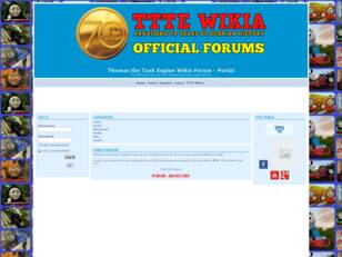 Thomas the Tank Engine Wikia Forum