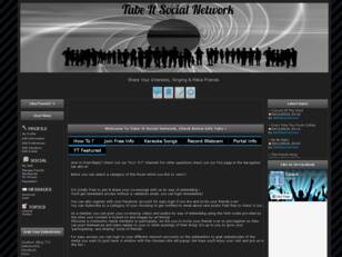 Tube-It Social Network