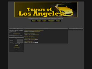 Tuners Of Los Angeles