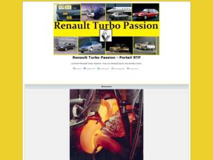 Renault Turbo Passion