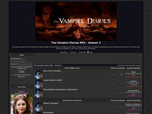 The Vampire Diaries RPG - Season 3