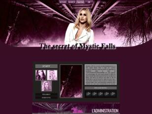 The Secret Of MysticFalls