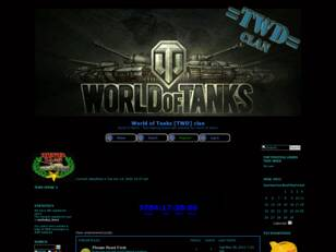 World of Tanks TWD clan