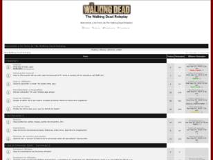 The Walking Dead Roleplay