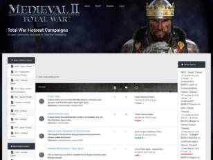 Total War Hotseat Campaigns
