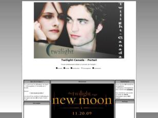 creer un forum : Twilight-Canada
