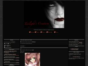 Free forum : Twilights Creatures
