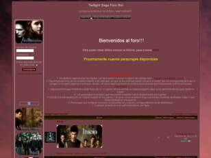 Foro: Twilight Saga Rol