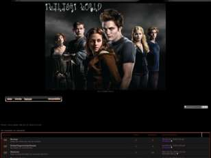 Foro gratis : Twilight World